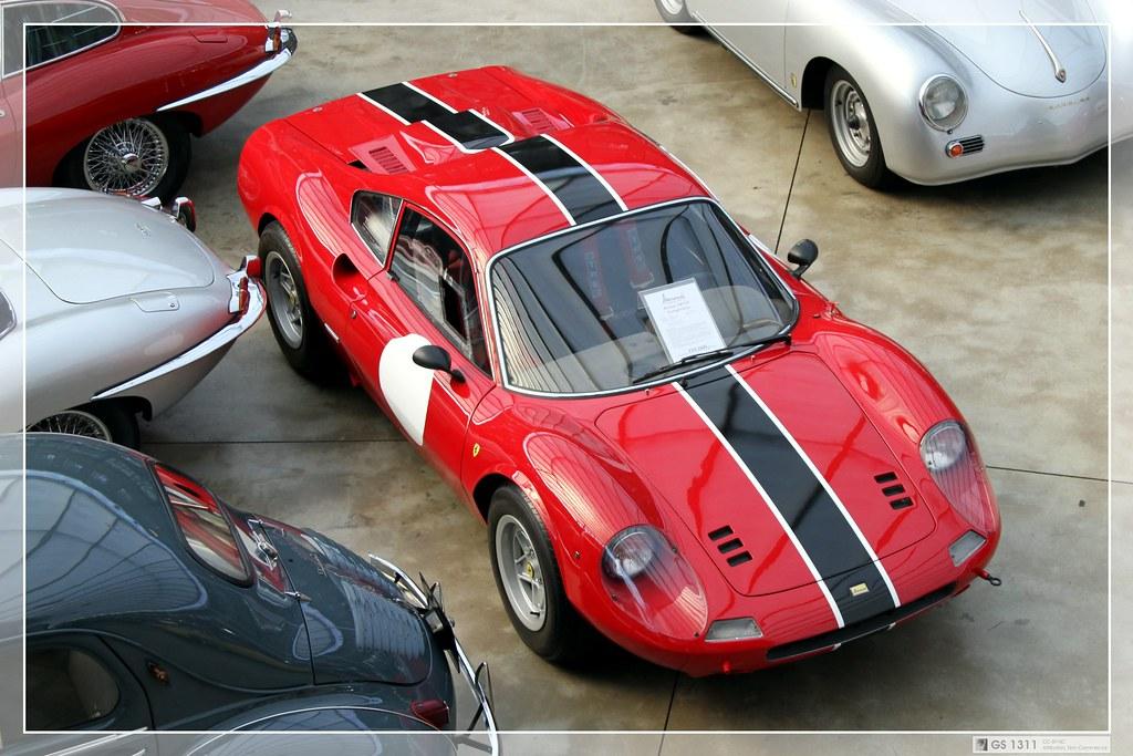 1969 Ferrari Dino 246 GT 21 See More Car Pics On My