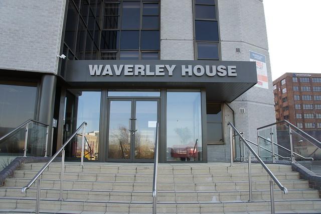 Waverley House 115119 Holdenhurst Road St Pauls Road f