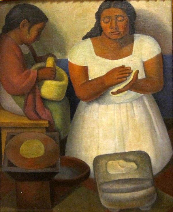 Diego Rivera Mexican Paintings