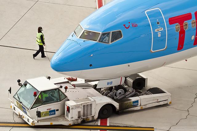 cómo se prepara un avión? | aviaciónd