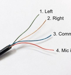 stereo headset mic wiring diagram stereo headset with microphone wiring diagram [ 1024 x 768 Pixel ]