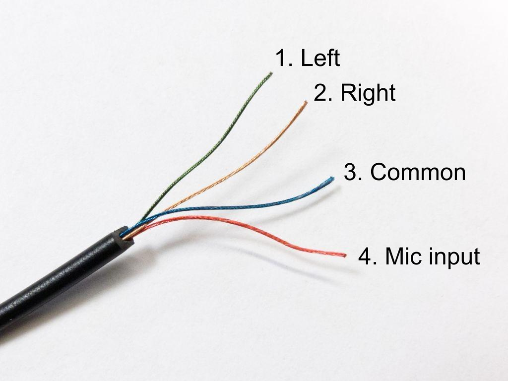 headphone wire diagram how to read auto wiring symbols headset | i took apart two of these headsets and the … flickr