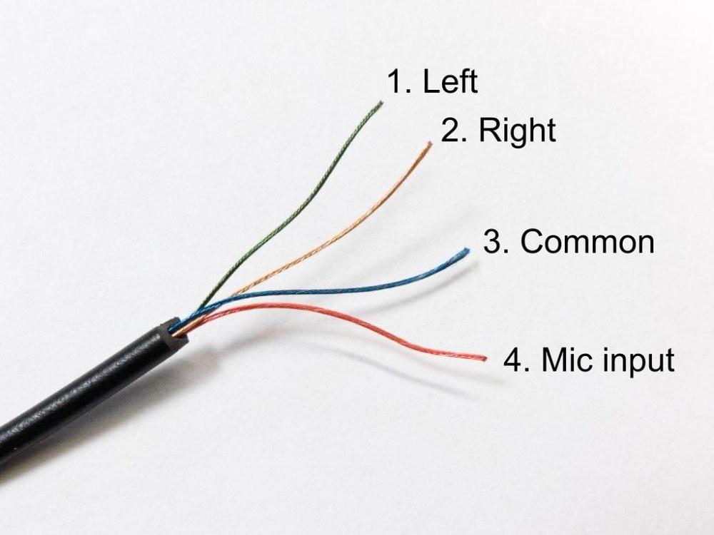 medium resolution of stereo headset mic wiring diagram stereo headset with microphone wiring diagram