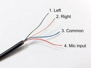 Headset wiring | I took apart two of these headsets and