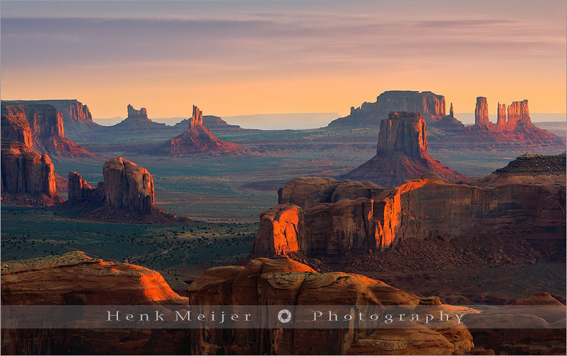 Hunts Mesa  Monument Valley  Not possible to go there on