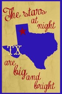 Vintage Texas Travel Poster | Explore Katelyn Avery's ...