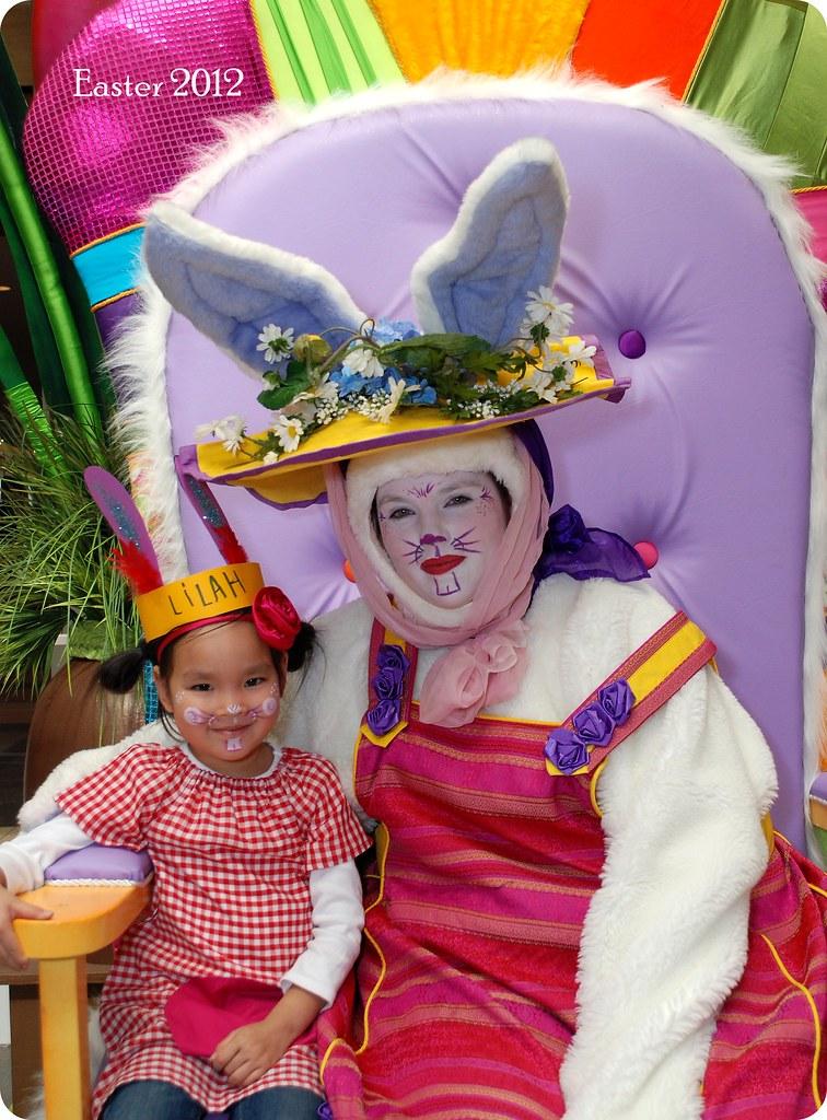 Easter Bunny Carlingwood Mall Jill Flickr