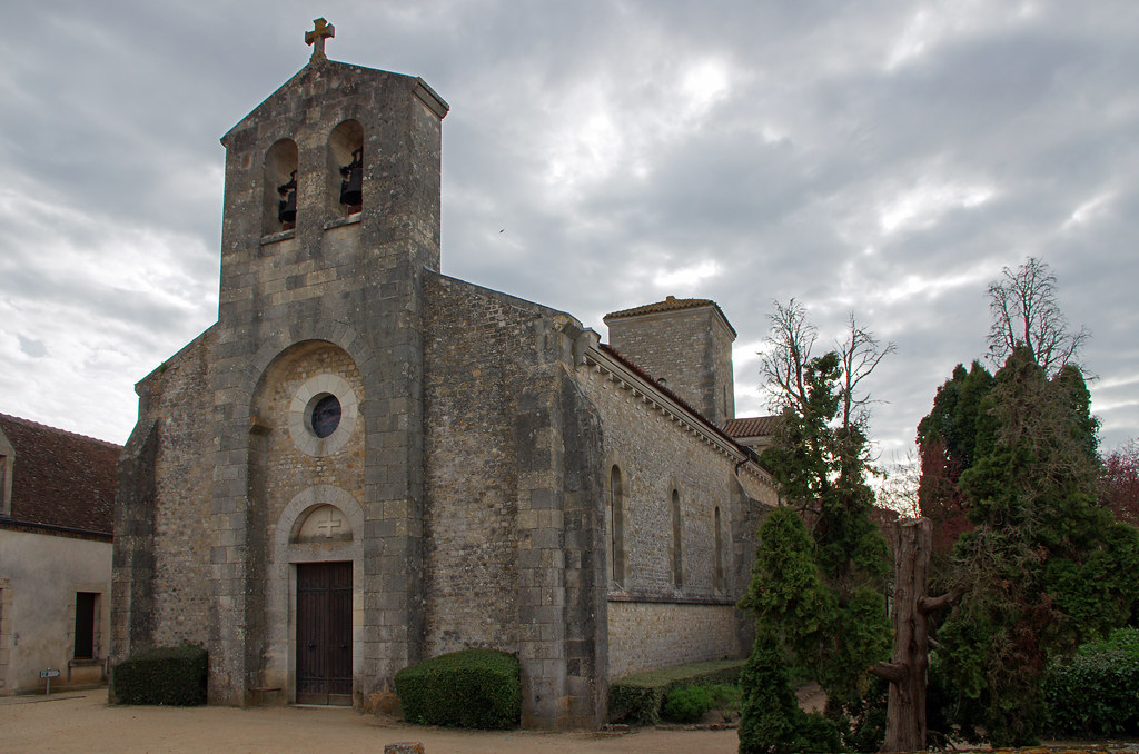 GermignydesPrs Loiret  Oratoire carolingien ou