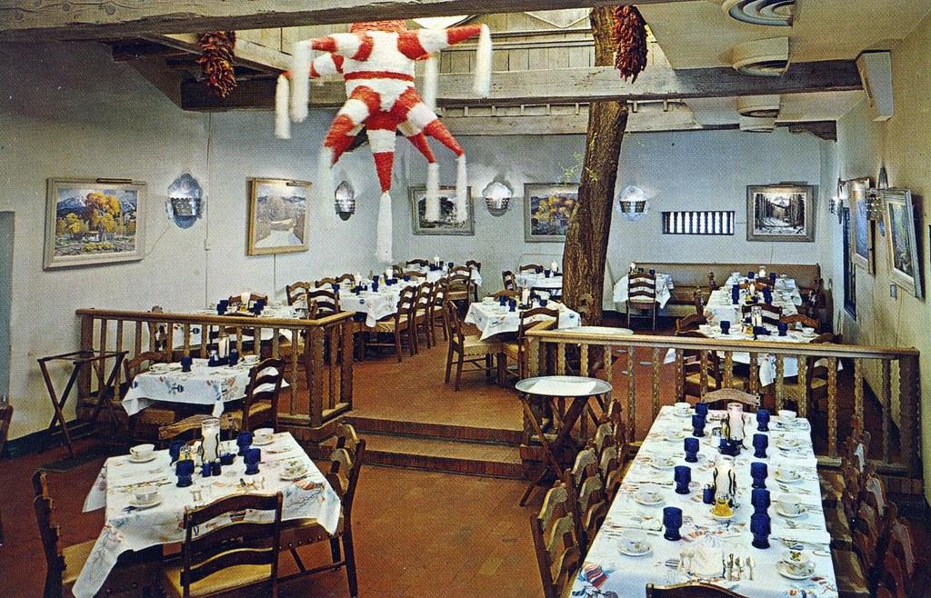 La Placita Dining Rooms Albuquerque NM On The Plaza
