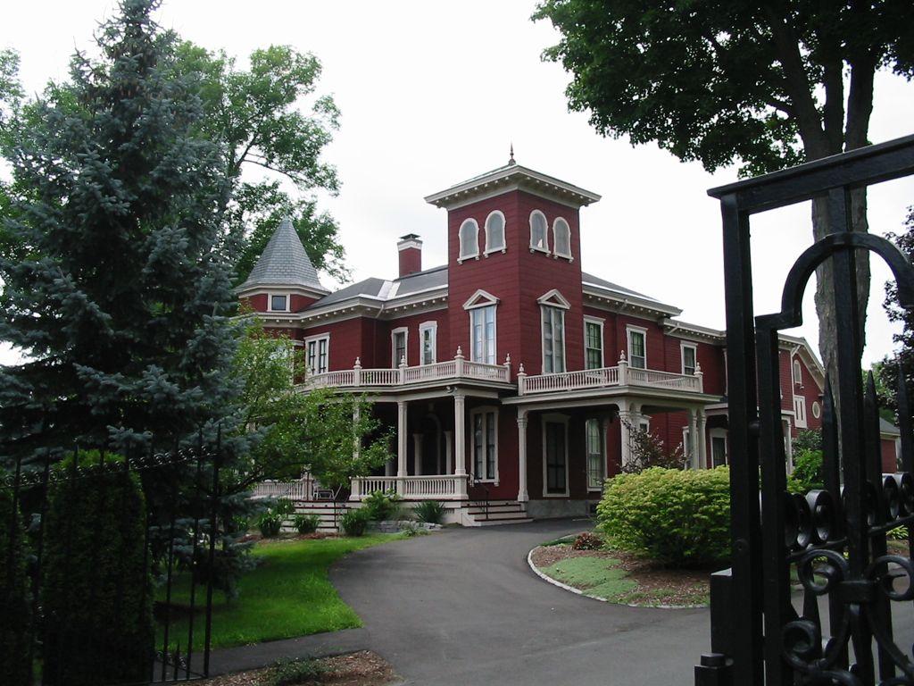 Bangor Maine Stephen King S House Stephen King S House