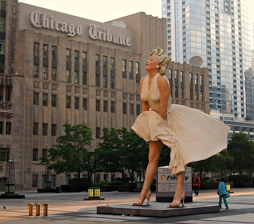 Larger Than Life in Chicago  Seward Johnsons Forever Ma  Flickr