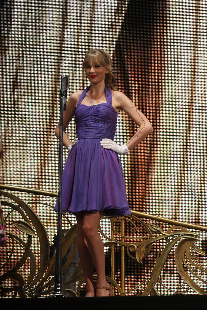 Taylor Swift  Taylor Swift Speak Now Tour Hots Sydney