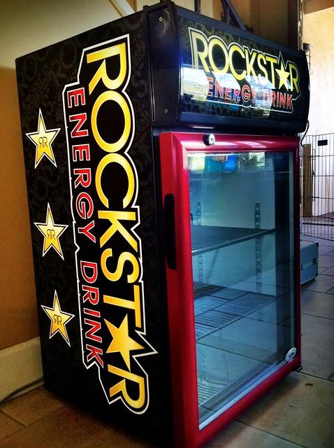 Rockstar Energy Drink Mini Fridge  Flickr  Photo Sharing
