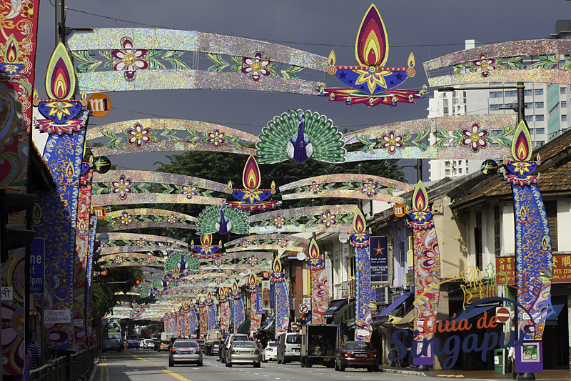 Serangoon Road Little India Singapore Guiadesingapur