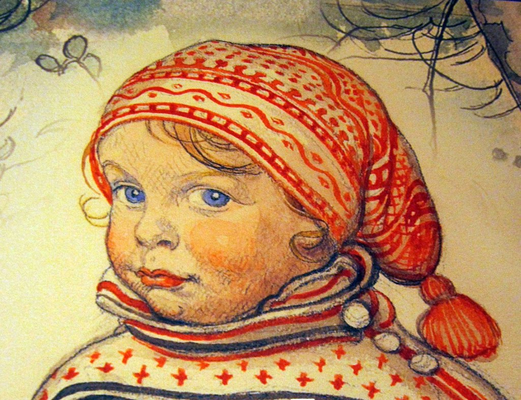Carl Larsson Exhibition In Paris Petit Palais A