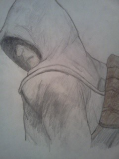 Assassins Creed drawing  Simple drawing  KoshkaHannsolo  Flickr
