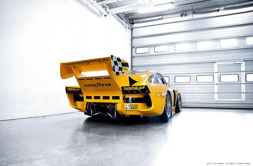 All White Cars Wallpaper Kremer Porsche 935 K3 By Chris Wevers