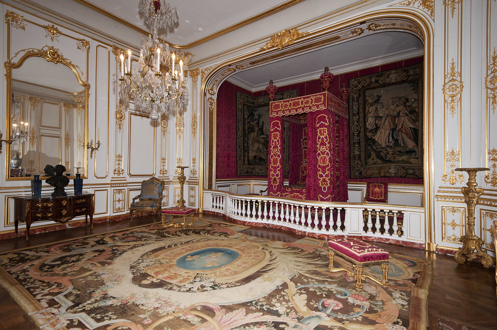 Chteau De Chambord Bedroom Wwwwolfgangstaudtde The