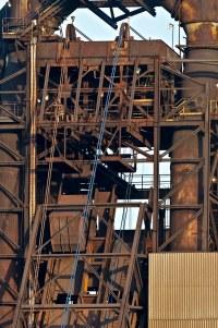 number seven blast furnace, essar steel algoma, sault ste