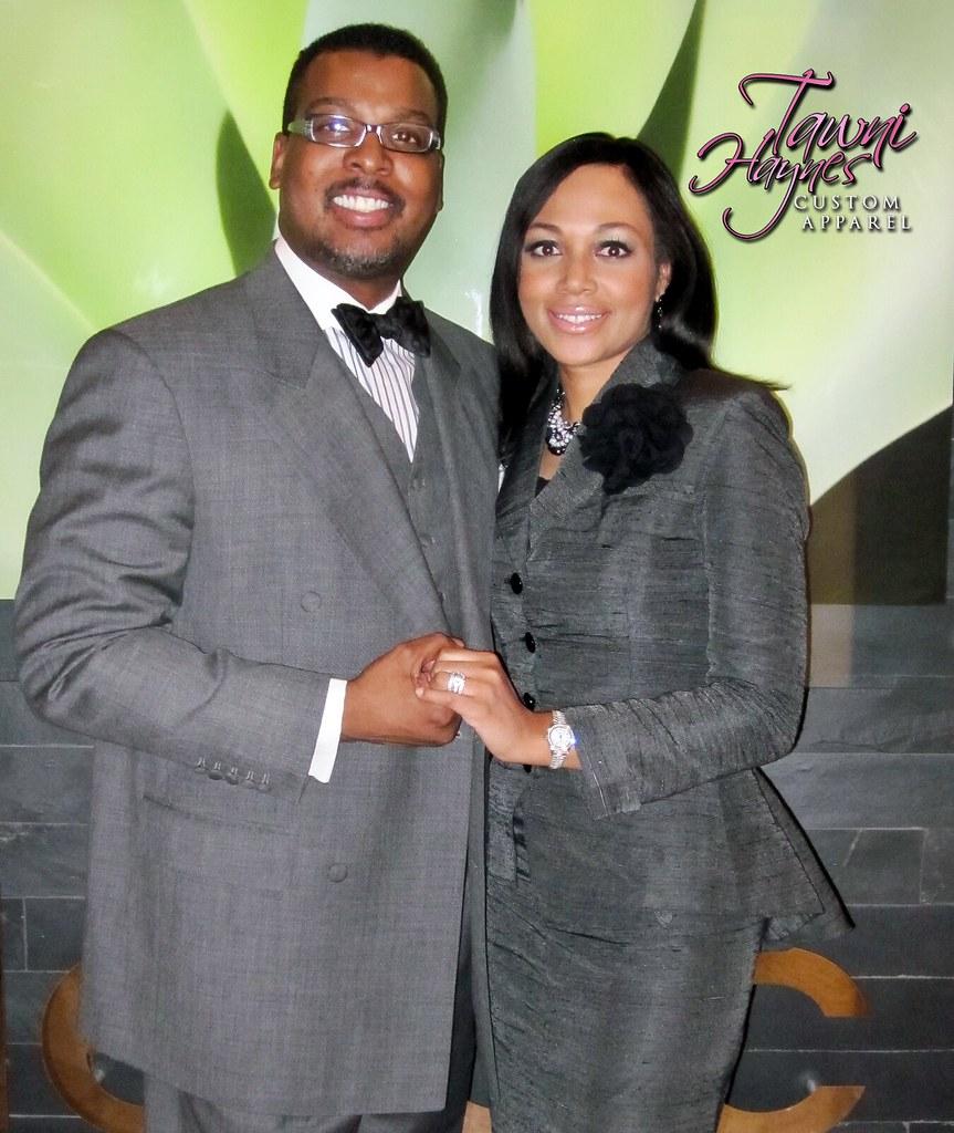 Prophetess Christina Glenn Weeks in Tawni Haynes Custom Ap