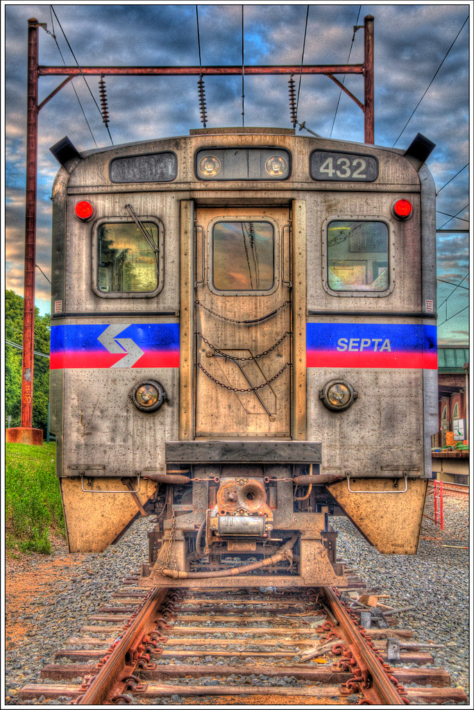 HDR Train  HDR Train Where Warminster PA When June