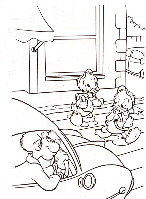 Disney Up Coloring Pages Mail Box, Disney, Free Engine