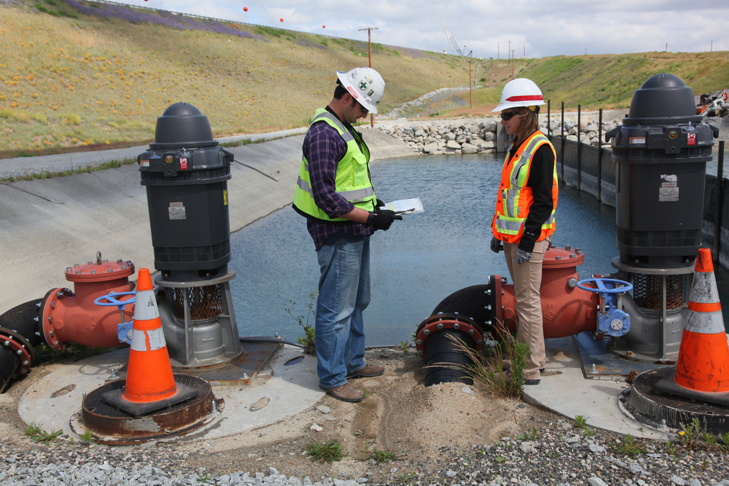 Storm water pollution prevention plan at the Folsom JFP au  Flickr