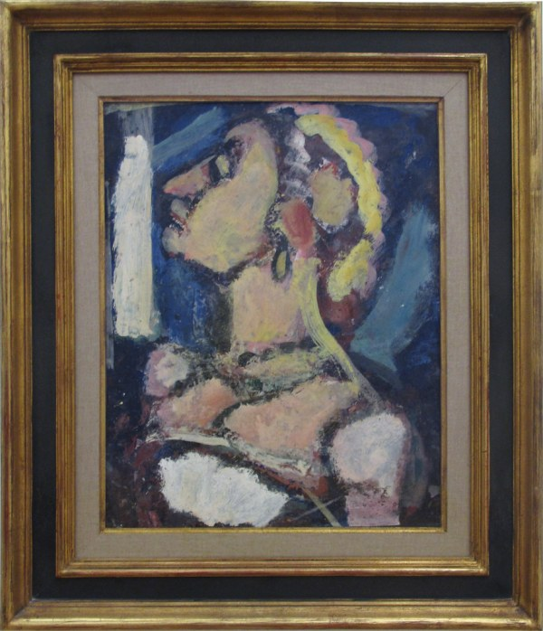 Georges Rouault Henri Born In Paris