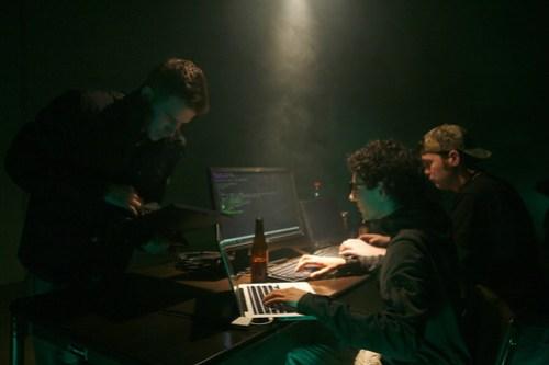 Hardcore Hackers