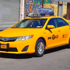 Toyota All New Camry 2012 Pelek Grand Veloz Nyc Taxi | Triborough Flickr