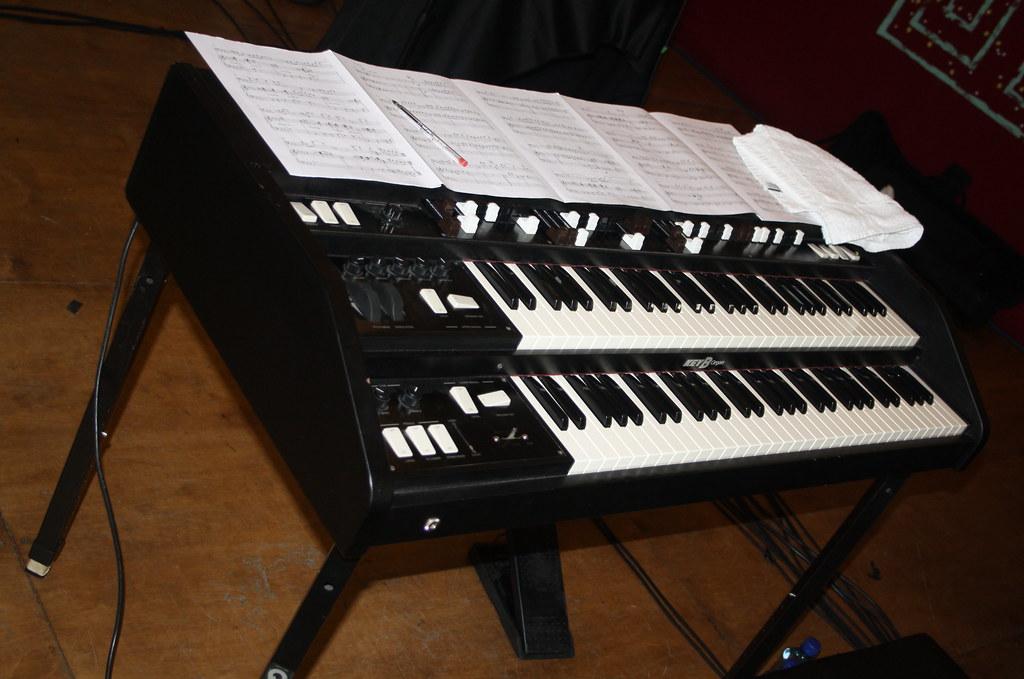Electrophones 20 Electronic Organ of Ross Stanley  Flickr