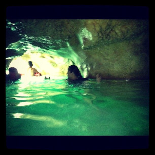 Swimming inside the caves venetian pool pool water cor