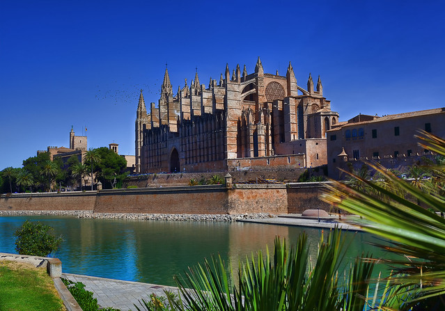 Take in the history of Palma