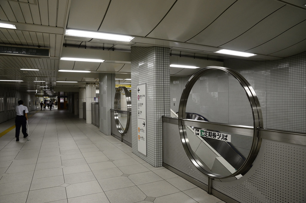 Toei Subway Oedo Line Ueno Okachimachi Station  After I