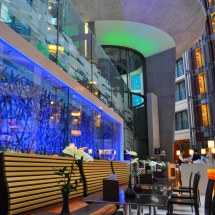 Radisson Blu Hotel Berlin Germany Blue Rave