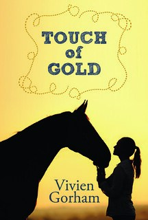 Touch of Gold by Vivien Gorham