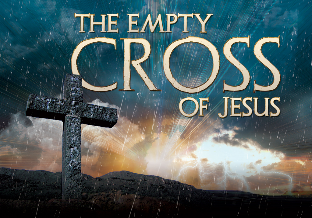 Www 3d God Wallpaper Com The Empty Cross Of Jesus Sermon Slide Or Wallpaper Flickr