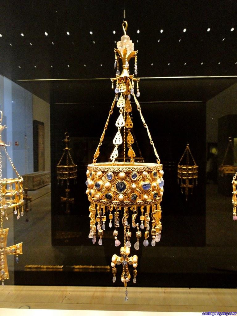 Tesoro de Guarrazar Museo Arqueolgico Nacional