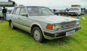 Nissan 3000 | A 198586 Nissan 3000 V6 | Richard Walker