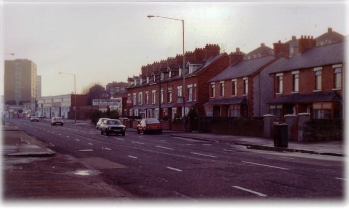 Tile Showroom Shore Road Belfast  This image was taken