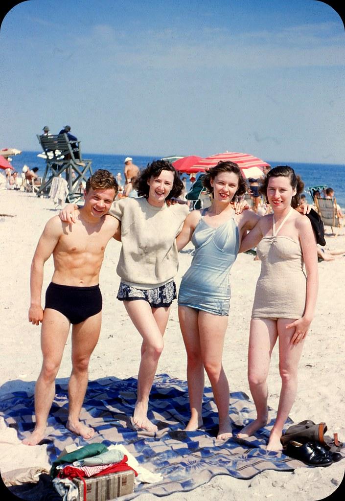 Carol Jeanne Alice  Ann  Rockaway Beach New York