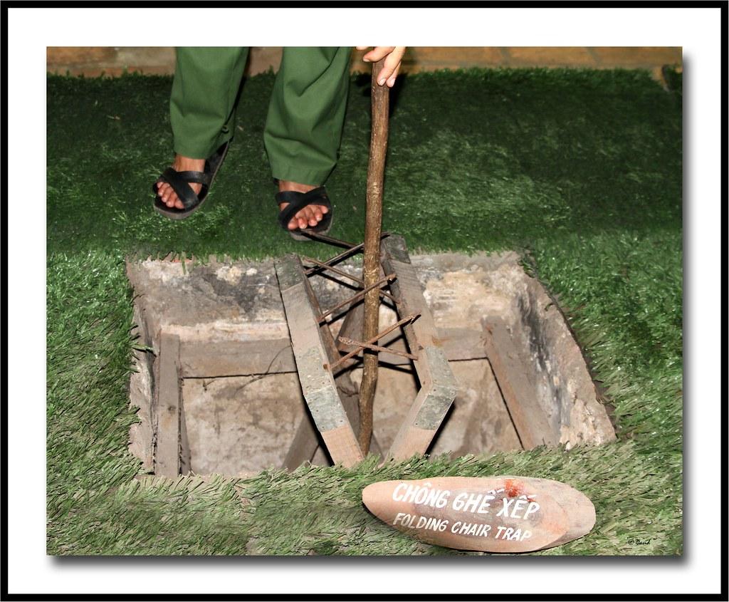folding chair trap transport reviews punji stake traps img 5309 viet