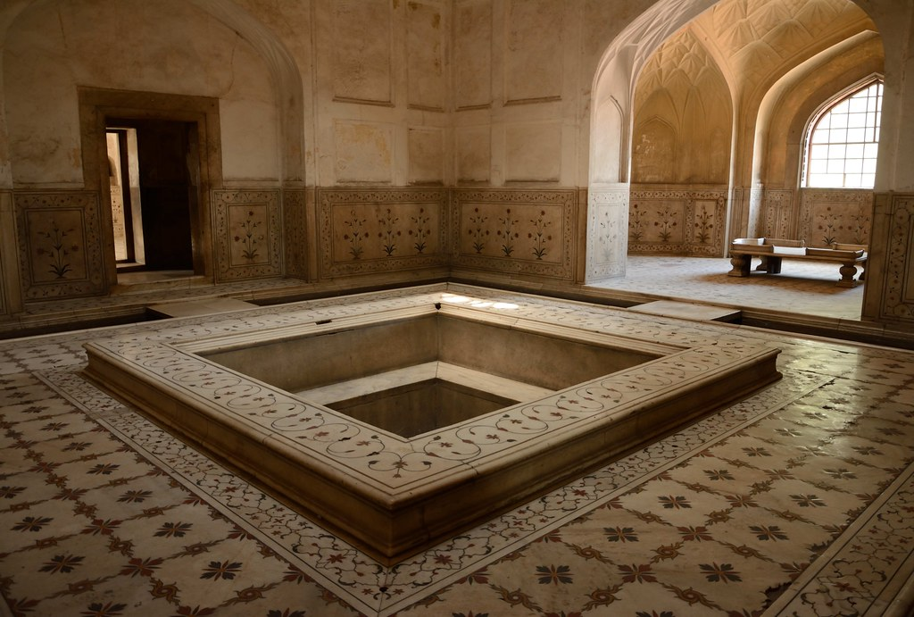 Hammam Royal Baths Red Fort Delhi  One weekend while pu  Flickr