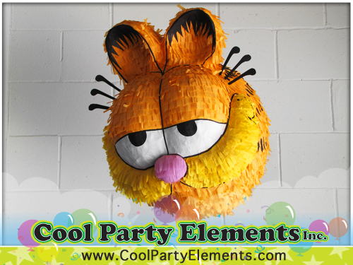 Custom Garfield Kids Party Pinata This Is A Custom Adult