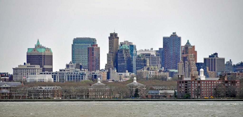 Brooklyn Skyline New York City Downtown Brooklyn