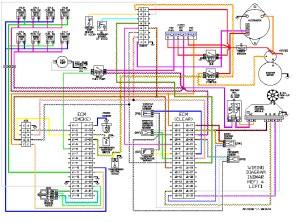 Mefi 4b, Mefi4b, Indmar, Malibu | Mefi 4, wiring diagram