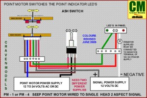Seep PM1 Wiring diagram | Darren | Flickr