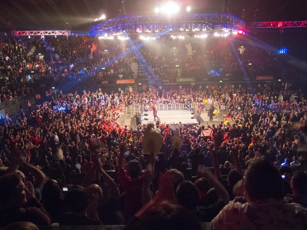 Tna Impact Wrestling Arena Simon Q Flickr