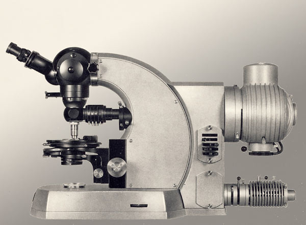 Fluorescence Microscope ZEISS UNIVERSAL Ca 1965 Flickr