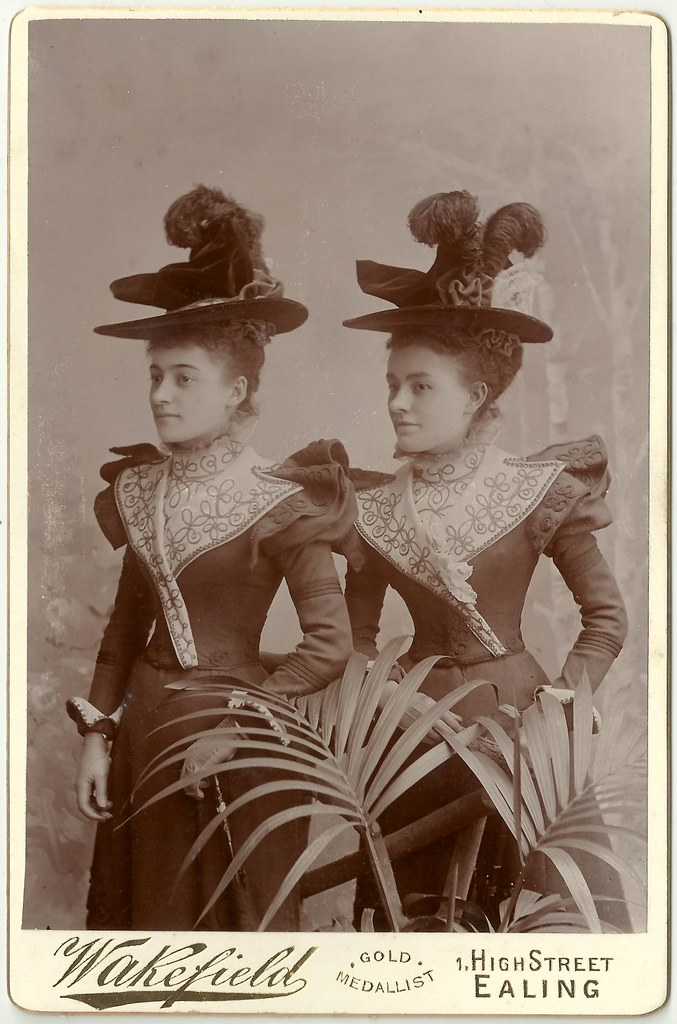 Unknown Women By Wakefield 1 High Street Ealing Early 1
